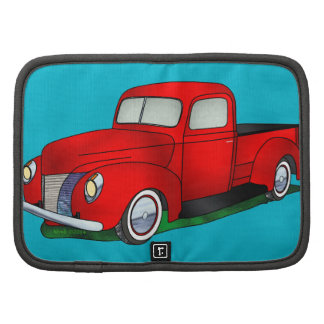 1940 Ford Pickup Organizers