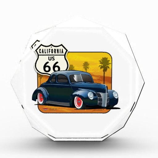 1940 Ford Route 66 Awards