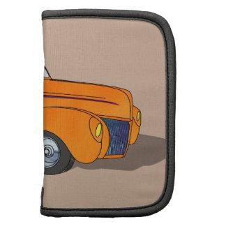 1940 Ford Standard Convertible - Orange Folio Planner