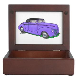 1940 Ford Standard Convertible Keepsake Boxes