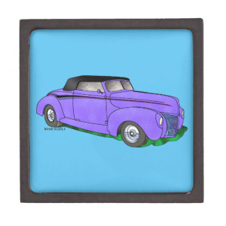 1940 Ford Standard Convertible Premium Gift Boxes