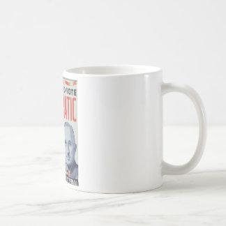 1940 Roosevelt - Truman Coffee Mug