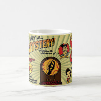 1940;s Radio Mysteries mugs