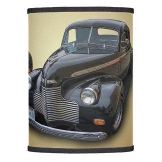 1940 VINTAGE CAR LAMP SHADE