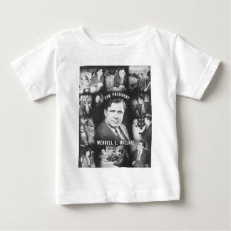 1940 Wendell Willkie Baby T-Shirt