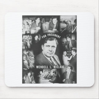 1940 Wendell Willkie Mousepad