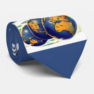 1940s as the world turns three views of earth tie