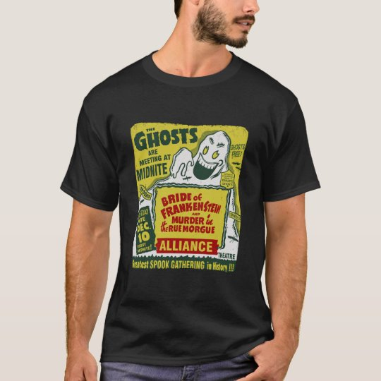 1940s - Ghosts at Midnite T-Shirt