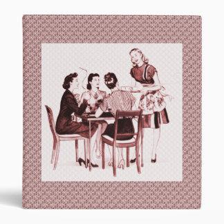 1940s Ladies Game Night Binder