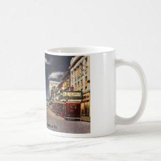 1940s Norristown's Main St Classic White Coffee Mug