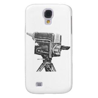 1940's or 1950's Broadcast Studio TV Camera Samsung Galaxy S4 Case