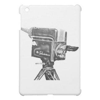 1940's or 1950's Broadcast Studio TV Camera iPad Mini Covers