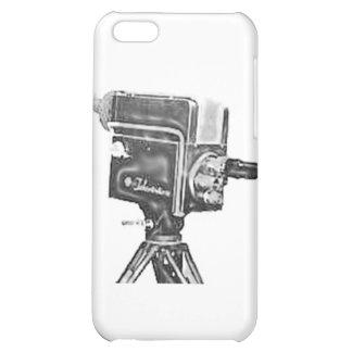 1940's or 1950's Broadcast Studio TV Camera iPhone 5C Cases