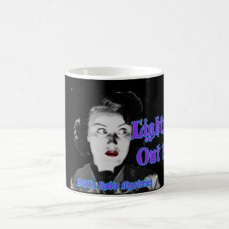 1940's Radio Mysteries cup