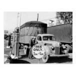 1940s Truck Stop Post Cards