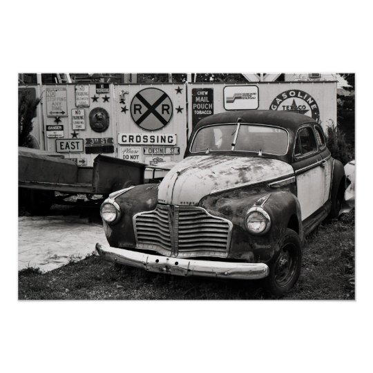 1941 Buick 40 Special: 1941 Buick Poster