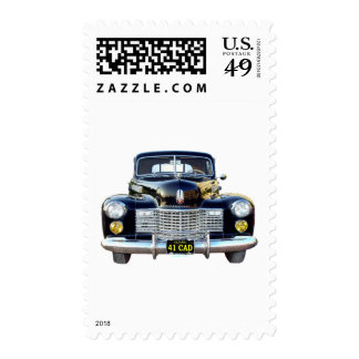 1941 CADILLAC POSTAGE STAMPS