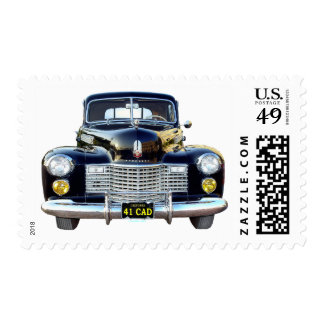 1941 CADILLAC STAMPS