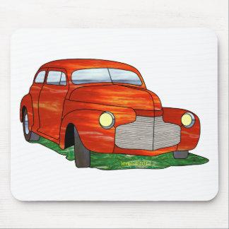 1941 Chevrolet 2 Door Sedan Mouse Pad