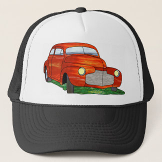 1941 Chevrolet 2 Door Sedan Trucker Hat