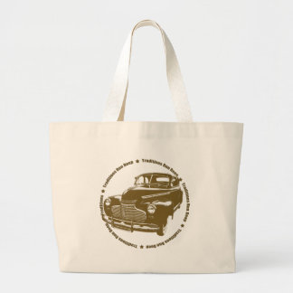 1941 Chevy Coupe Traditional Hot Rod Tote Bags