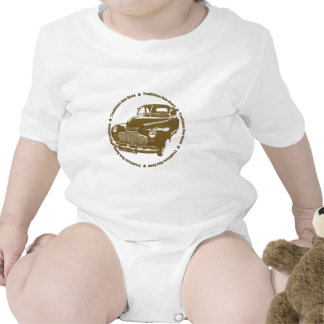 1941 Chevy Coupe Traditional Hot Rod T Shirt