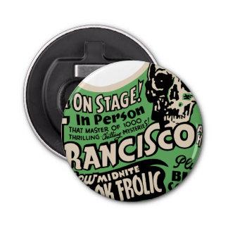 1941 Francisco Spook Frolic Bottle Opener