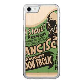 1941 Francisco Spook Frolic Carved iPhone 8/7 Case
