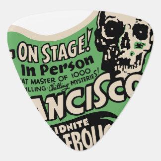 1941 Francisco Spook Frolic Guitar Pick