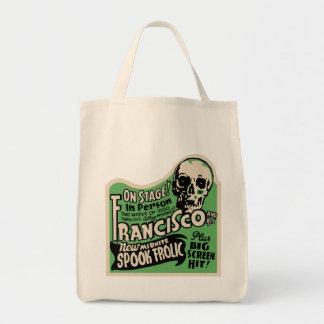 1941 Francisco Spook Frolic Tote Bag