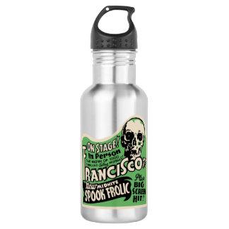 1941 Francisco Spook Frolic Water Bottle