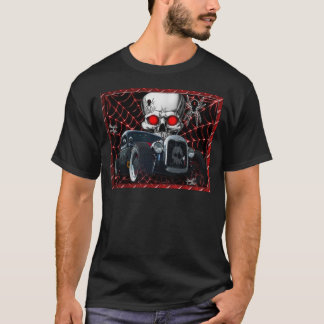 1941 Rat rod and spider's T-Shirt