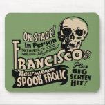 1941 Spook Show Green Mousepad