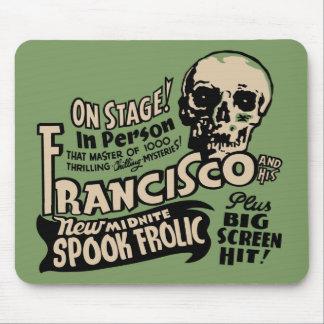 1941 Spook Show Green Mousepad