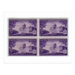 1941 Statehood Stamp, Vermont Vintage Postcards