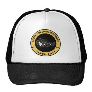 1941 TAN TRUCKER HAT