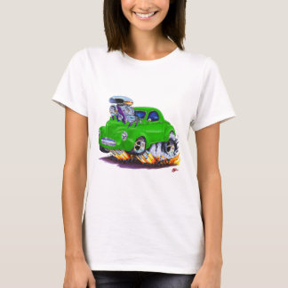 1941 Willys Green Car T-Shirt