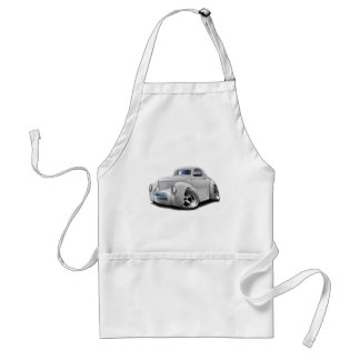 1941 Willys White Car Aprons