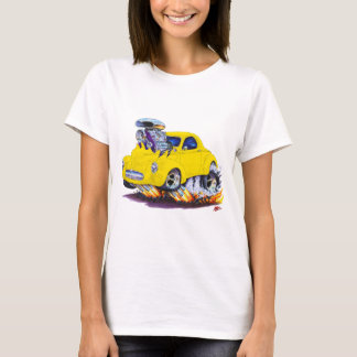 1941 Willys Yellow Car T-Shirt
