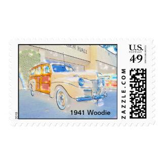 1941 Woodie Postage