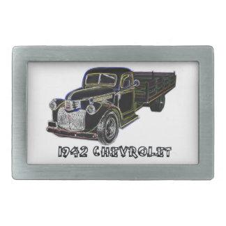 1942 Chevrolet Truck Belt Buckle