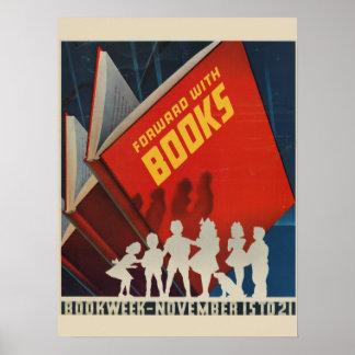1942 Children's Book Week Poster