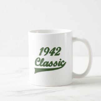 1942 Classic Coffee Mug