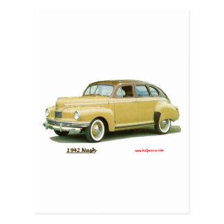 1942 Nash Postcard