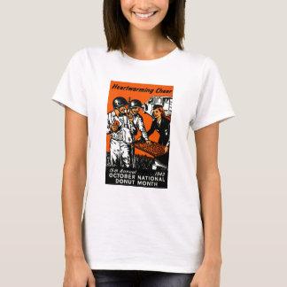 1943 Donut Poster T-Shirt