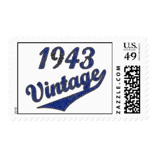 1943 Vintage Stamp