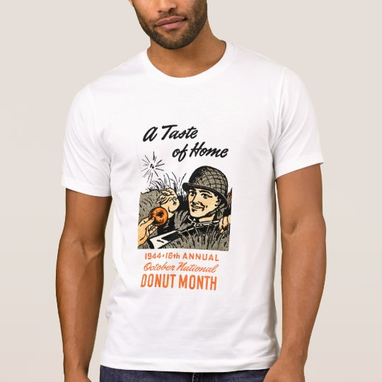 1944 Donut Poster T-Shirt