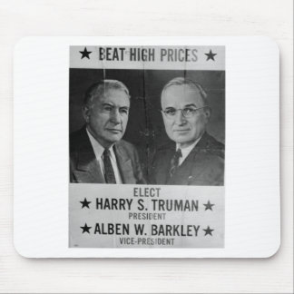1944 Hoover - Barkley Mouse Pad