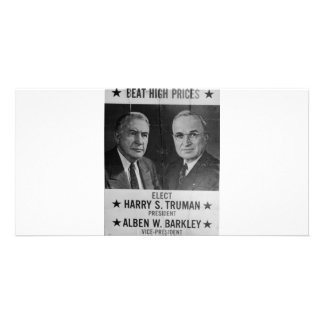 1944 Hoover - Barkley Photo Cards