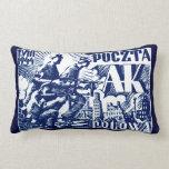1944 Warsaw Uprising Pillows